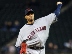 Rafael Perez, who's established himself as a big part of the Indians bullpen, has been placed on the 15-day disabled list with a strained side muscle.