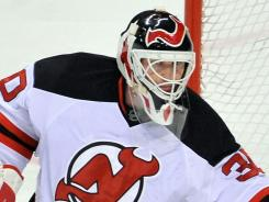 New Jersey Devils goalie Martin Brodeur showed some of his old magic in the first round against the Florida Panthers.