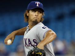 Yu Darvish, making his fifth career major league start, was dominant once again. He held the Blue Jays to just one run in seven innings of work to earn the win.
