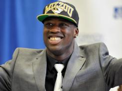 Dorial Green-Beckham, the nation's top-rated high school player, will attend Missouri this fall.