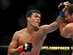 Lyoto Machida used to be champion of UFC's 205-pound division.
