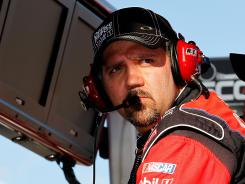 As Tony Stewart's crew chief last year, Darian Grubb used audio surveillance to help make a key decision in the season finale.