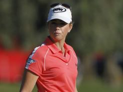 Paula Creamer will be in the field this week at the LPGA Brazil Cup.