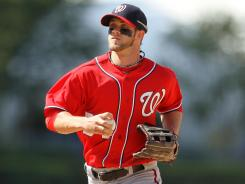 Washington Nationals outfielder Bryce Harper didn't have the minor league success that signals a hot start in the majors.