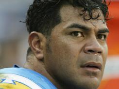 Junior Seau was a 12-time Pro Bowl linebacker who helped the San Diego Chargers reach the 1995 Super Bowl and the New England Patriots reach the 2008 Super Bowl.