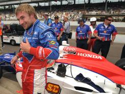 Jay Howard will not be racing in the Indianapolis 500 this year because of his team's inability to get an engine.