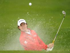 Rory McIlroy, coming off a poor performance at the Masters, returns this week for the Wells Fargo Championship.