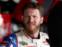 A late surge on a restart propelled Dale Earnhardt Jr. to a second-place finish last week at Richmond International Raceway. He's second in Sprint Cup points, five behind Greg Biffle.