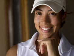 Cheyenne Woods, niece of Tiger, will compete next week in the NCAA regionals.