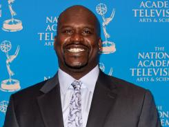 Shaquille O'Neal spent last weekend at the Sports Emmy awards in New York. Saturday he was in Miami graduating with a doctoral degree.