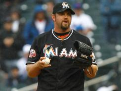 After leading the majors with 132 saves over the past three years, Heath Bell is only 3-for-7 in save chances this season.