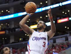 Chris Paul had game highs of 24 points and 11 assists as the Clippers took a 2-1 series lead.