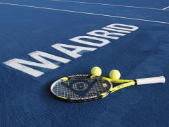 The blue clay has created a bit of controversy ahead of the Mutua Madrid Open.