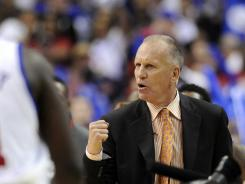 Philadelphia 76ers coach Doug Collins recognizes the opportunity his team has vs. the top-seeded Chicago Bulls.