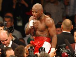 Floyd Mayweather Jr. improved to 43-0 with a unanimous decision victory over Miguel Cotto.