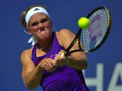 Melanie Oudin beat three-seeded players during her run to the 2009 U.S. Open quarterfinals.