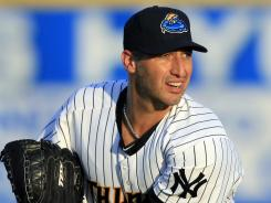 Yankees pitcher Andy Pettitte is making comeback from a one-year hiatus.