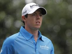 Rory McIlroy returns to No. 1 in the world golf rankings.