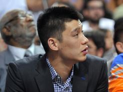 The New York Knicks likely will go into the possible elimination Game 5 vs. the Miami Heat on Wednesday still without injured point guard Jeremy Lin.