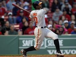 Baltimore Orioles center fielder Adam Jones continues to get more valuable to fantasy owners.