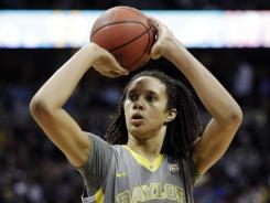 Baylor star center Brittney Griner won't be able to work on her free throw shooting, or some other parts of her game, while she recovers from a wrist injury.