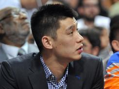 Knicks guard Jeremy Lin is looking to the future by acknowledging he shouldn't risk further injury by playing vs. the Heat in the playoffs.