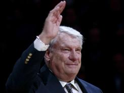 Longtime NBA coach Don Nelson will finally receive his diploma from Iowa on Saturday.