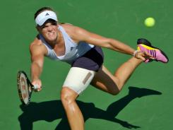 Melanie Oudin is now working with USTA coaches in New York, and she hopes to keep climbing the rankings.