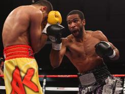 Lamont Peterson defeated Amir Khan last December, a month after he was injected with a natural soy-based testosterone supplement.
