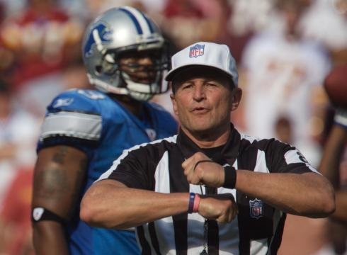 Ed NFL Referee