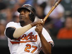 Vladimir Guerrero, who signed with the Blue Jays, will start with an extended spring training program.