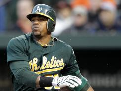 Yoenis Cespedes, who signed a 4-year, $36 million deal with the Athletics in the offseason, has landed on the disabled list just a month and a half into the season.