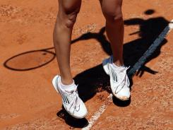 The tours return to the red clay of Rome, as players get revved up for the French Open.