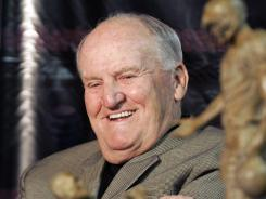 Former Brigham Young football coach LaVell Edwards, shown in a 2007 photo, was at BYU when the WAC was formed in 1962. Now, the conference that once spanned four time zones faces extinction.