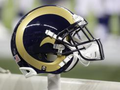 The Rams have played in St. Louis since 1995.