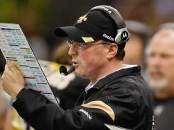 Pete Carmichael ran the Saints offense during Sean Payton's three-game absence last season. He'll run the offense this year as Payton sits out the season.