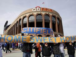Citi Field, home of the New York Mets, opened in 2009.