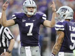 Kansas State reported it generated $20.1 million more than it spent during the 2010-11 academic year.