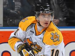 Sarnia Sting forward Nail Yakupov is the cream of the crop of the 2012 draft.