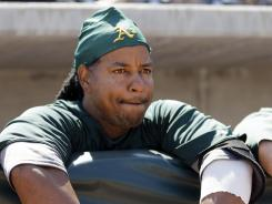 Manny Ramirez is serving a 50-game suspension for a second positive drug test.