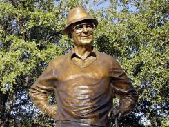 This week's PGA Tour stop is the HP Byron Nelson Champsionship, which honors one of golf's greatest champions.