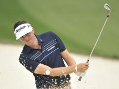 Keegan Bradley, blasing out of a bunker at the Masters, returns to the scene of his first PGA Tour title this week at the HP Byron Nelson Championship.