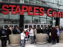 If you're a sports fan, Los Angeles' Staples Center is the place to be this weekend. If you're not — enter the downtown area at your own risk!
