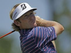 Brandt Snedeker is the lone American in the Volvo World Match Play Championship this week.