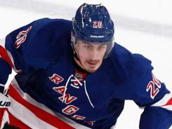 New York Rangers winger Chris Kreider is the USA's top power winger prospect since Bill Guerin and Keith Tkachuk.