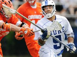 The ability of Duke's CJ Costabile to produce offensively, as well as his usual defense as a long-stick midfielder, is a big reason he is a Tewaaraton Award finalist.