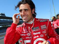IndyCar series driver Dario Franchitti is answering your questions live Monday at 3:30 p.m.