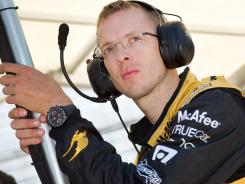 Sebastien Bourdais, a Penske driver, got the engine his team sought.