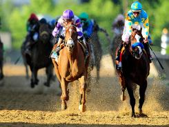 I'll Have Another gives NBC a shot at big ratings boost for the Belmont Stakes.