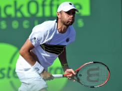 Mardy Fish of the USA has withdrawn from the French Open because of illness.
